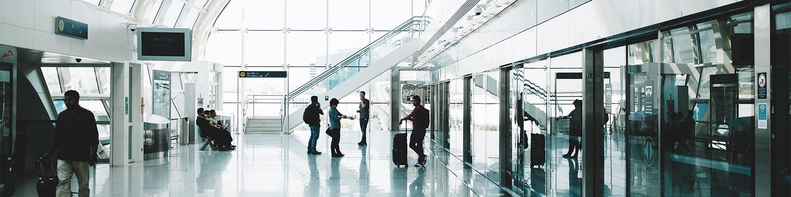Flughafen_Gate
